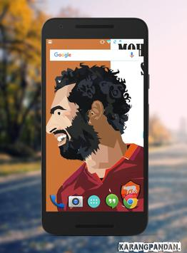 Mohamed Salah Wallpapers screenshot 6