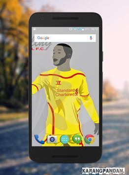 Raheem Sterling Wallpaper HD apk screenshot