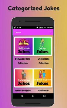 😂Funny Jokes in Hindi - हिंदी चुटकुले (2018) 😂 screenshot 2