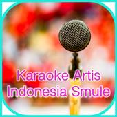 Karaoke Artis Indonesia Smule icon