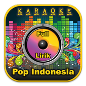 Karaoke Pop Indonesia Populer icon