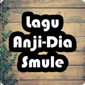 Anji-Dia Smule Karaoke Song icon