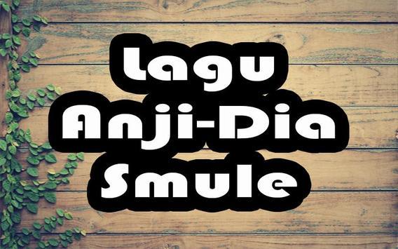 Anji-Dia Smule Karaoke Song poster