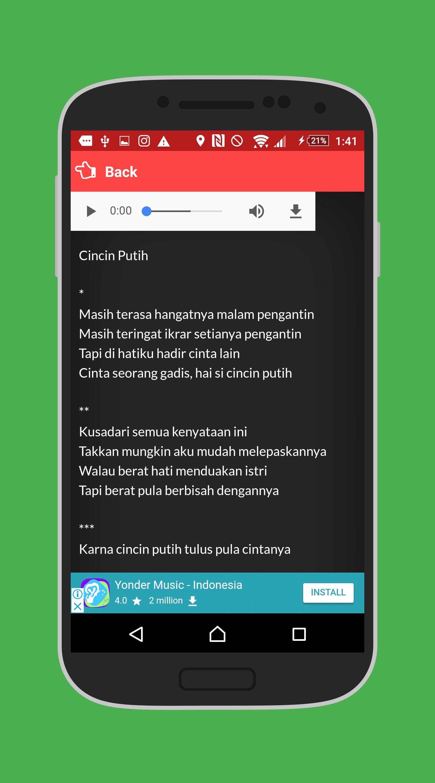 Karaoke Lagu Dangdut Terbaru 2018 Fur Android Apk Herunterladen