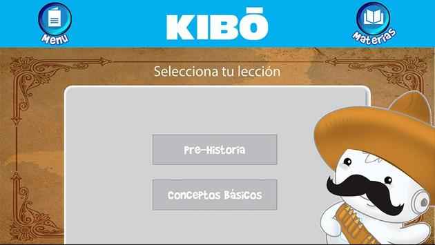 Kibo screenshot 4