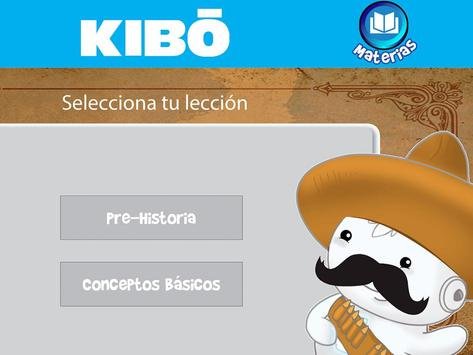Kibo screenshot 10