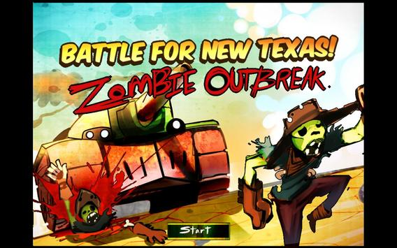 Battle for new Texas poster