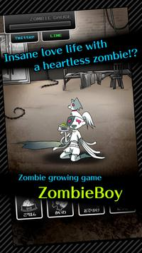 ZombieBoy poster