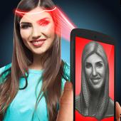 3D Face Camera icon