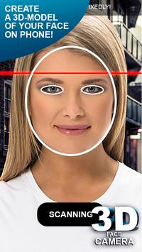 3D Face Camera screenshot 2