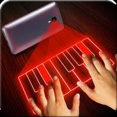 Hologram Piano Simulator icon