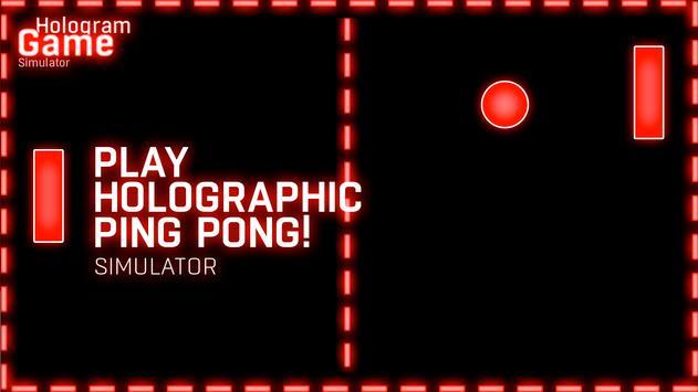 Virtual Table Tennis poster
