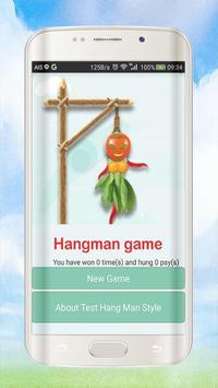 Hang Man apk screenshot