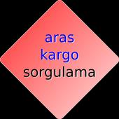 Aras Kargo Sorgulama icon