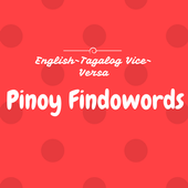 Pinoy Findwords English-Tagalog ViceVersa icon