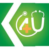 Kare4U, Healthcare On the Go icon