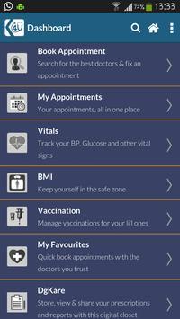 Kare4U, Healthcare On the Go apk screenshot