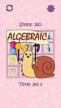 15 puzzle Time! apk screenshot