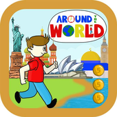AroundTheWorld - Game icon