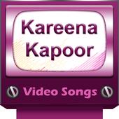 Kareena Kapoor Video Songs icon
