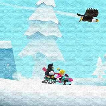 Guide for Ski Safari 2 screenshot 1