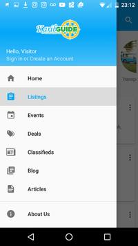 Karib Guide Directory screenshot 1