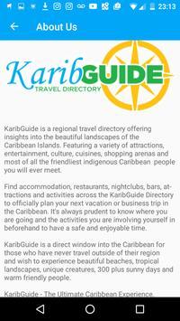Karib Guide Directory screenshot 3