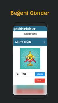 KarıKız Takipçi Kazan screenshot 2