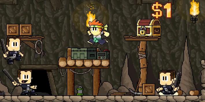 Guides Dan the Man screenshot 4