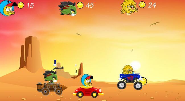 kral araba yarışı shakir screenshot 3