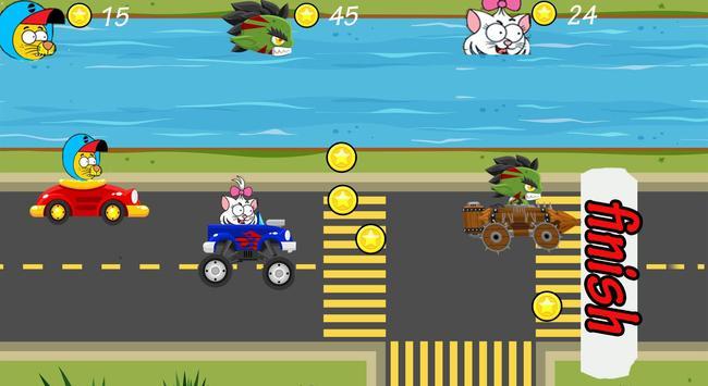 kral araba yarışı shakir screenshot 2