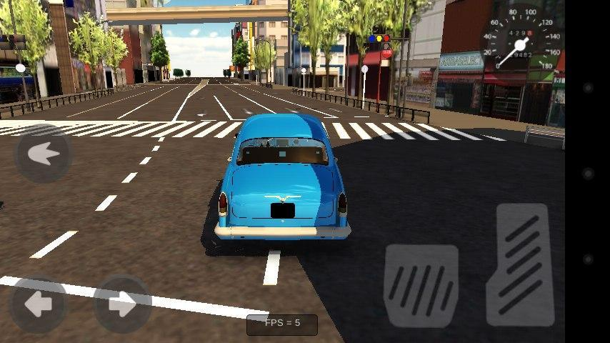 Russian Classic Car Simulator for Android - APK Download