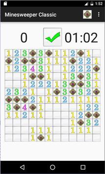 Minesweeper Classic screenshot 2