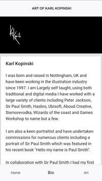 Karl Kopinski screenshot 3