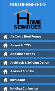 Home Services Huddersfield poster