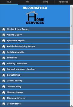 Home Services Huddersfield screenshot 3