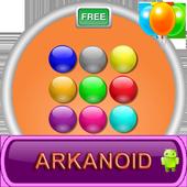 Арканоид, Arkanoid icon