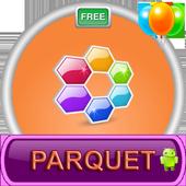 Паркет (Пазлы), Parquet (Puzzles) icon