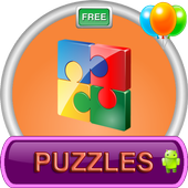 Пазлы, Puzzles icon