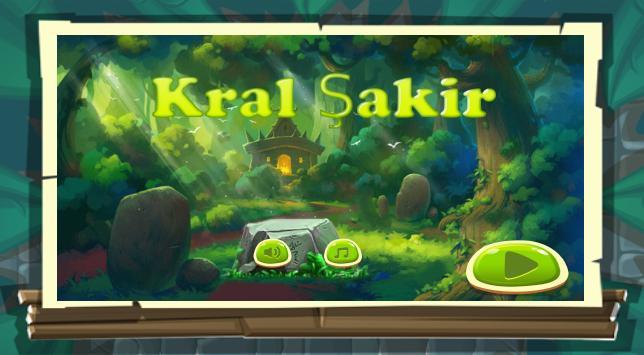 Kralsan Şakir poster