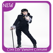 Cool DIY Vampire Costume Ideas icon