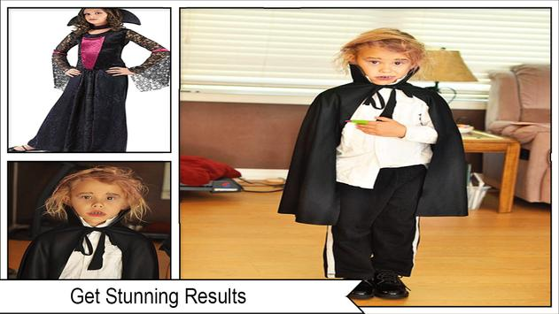 Cool DIY Vampire Costume Ideas apk screenshot