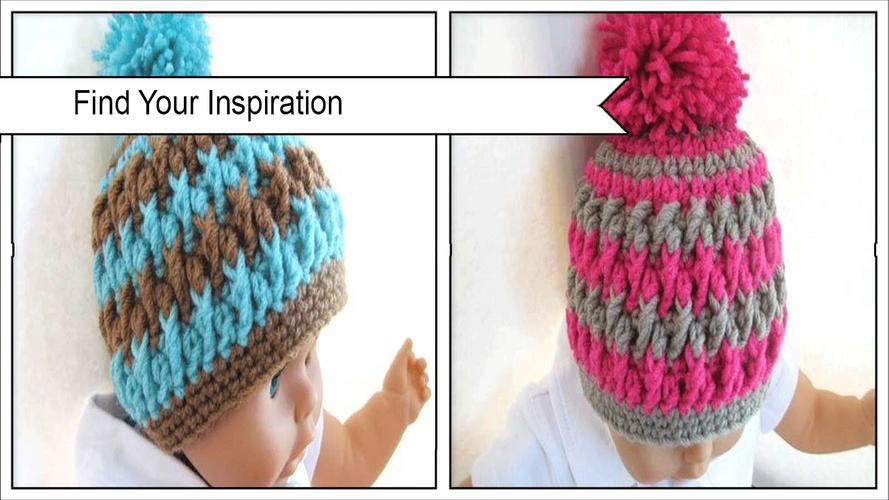 Crochet Baby Beanie Hat Paterns Descarga APK - Gratis Estilo de vida ...
