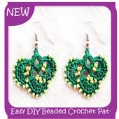 Easy DIY Beaded Crochet Pattern icon