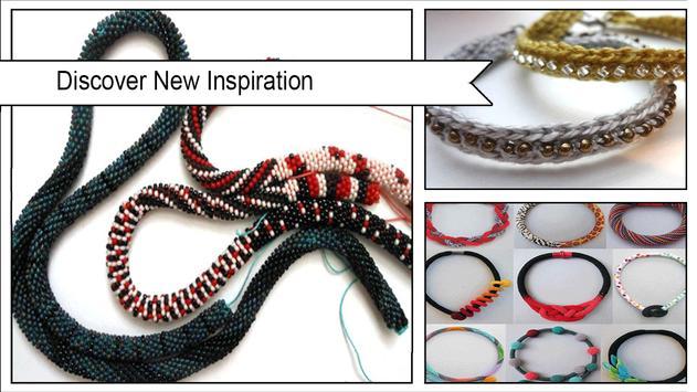 Easy DIY Beaded Crochet Pattern screenshot 1