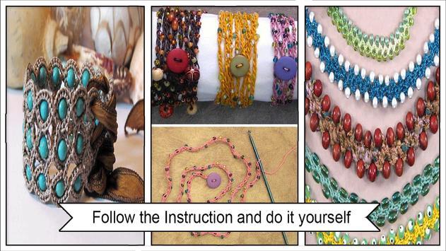 Easy DIY Beaded Crochet Pattern screenshot 2