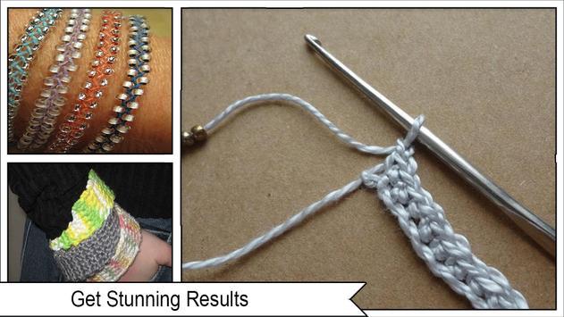 Easy DIY Beaded Crochet Pattern screenshot 3