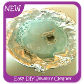 Easy DIY Jewelry Cleaner icon