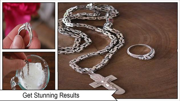 Easy DIY Jewelry Cleaner apk screenshot