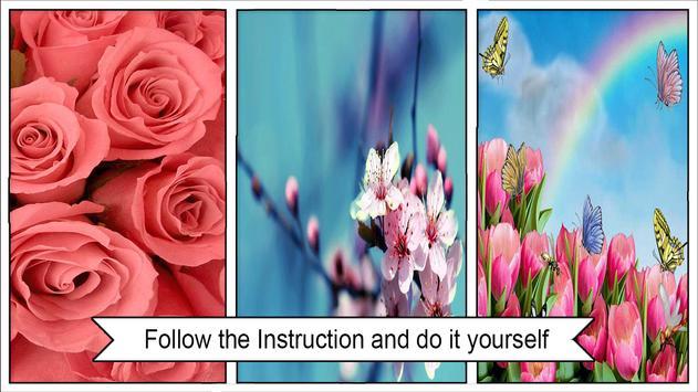 Flower wallpapers HD apk screenshot